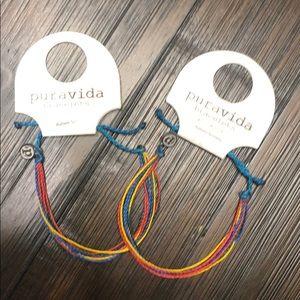 Puravida Autism bracelets